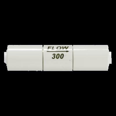 LS-FR2230 flow restrictor (300ml) 1/4 quick tube